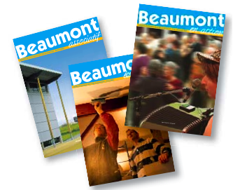 "Bulletins ""Beaumont en action"""